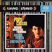 Pops Caviar / Fiedler, Boston Pops