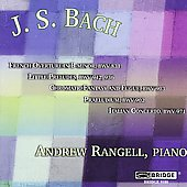 Bach: Piano Works / Andrew Rangell
