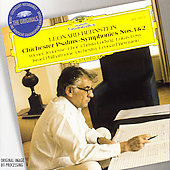 Bernstein: Chichester Psalms, Symphonies Nos. 1 & 2