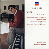Tippett: Orchestral Music