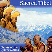 Gyume Monks: Sacred Tibet-Chants Of The Gyume Monks [Remaster] *