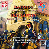 Bainton: Symphony no 3;  Boughton / Handley, et al
