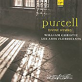 Purcell: Divine Hymns / Paul Agnew, Thomas Michael Allen, Claire Debono, Hannah Morrison, Konstantin Wolff, Elizabeth Kenny. William Christie