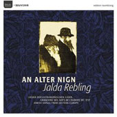 Al Alter Nigh - Jewish Songs from Eastern Europe / Rebling, et al
