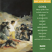 Art and Music - Goya - Music of His Time