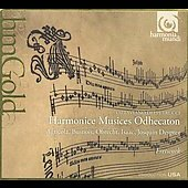 Petrucci - Harmonice Musices Odhecaton / Fretwork
