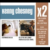 Kenny Chesney: I Will Stand/Me and You [Bonus Tracks] [Box]