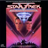 Jerry Goldsmith: Star Trek V: The Final Frontier [Original Motion Picture Soundtrack]