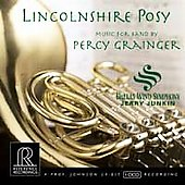 Grainger: Lincolnshire Posy, etc / Junkin, Dallas Wind Symphony
