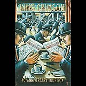 King Crimson: 40th Anniversary Tour Box