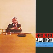 J.J. Johnson (Trombone)/J.J. Johnson Quartet: First Place