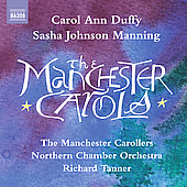 Manchester Carols - Carol Ann Duffy, Sasha Johnson Manning
