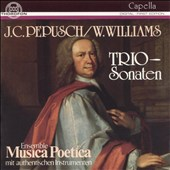 Pepusch and Williams: Trio Sonatas