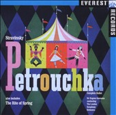 Stravinsky: Petrouchka; The Rite of Spring