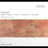 Virtuoso [Bonus DVD]