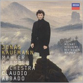 Jonas Kaufman sings Mozart, Schubert, Beethoven, Wagner