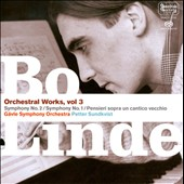 Bo Linde: Orchestral Works, Vol. 3