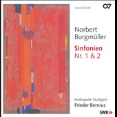 Norbert Burgmuller: Symphony No. 1 & 2