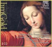 Monteverdi: Vespro della Beata Vergine / Herreweghe