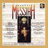 Handel: Messiah / Radu, Baird, Lane, Price, Deas, Ama Deus