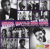 Various Artists: Shake, Rattle And Roll: R&B's Greatest Hits 1953-1958