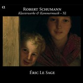 Schumann: Kalvierwerke & Kammermusik / Le Sage