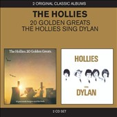 The Hollies: 20 Golden Greats/The Hollies Sing Dylan