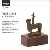 G.F. Handel: Messiah / Glover