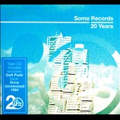 Various Artists: Soma Records: 20 Years [Digipak]