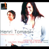 Henri Tomasi: Melodies Corses; Cyrnos / Jahanne Cassar, soprano; Laurent Wagschal, piano