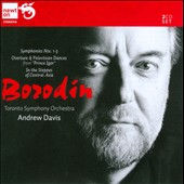 Borodin: Symphonies Nos. 1-3; Overture & Polovtsian Dances from Prince Igor; Etc. / Davis