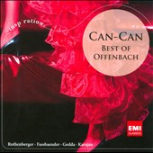 Can-Can: The Best of Offenbach / Rothenberger, Fassbaender, Gedda, Karajan