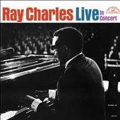 Ray Charles: Ray Charles: Live in Concert [APO]