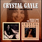 Crystal Gayle: Crystal Gayle/Somebody Loves You *