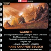Wagner: Flying Dutchman; Lohengrin; Tristan und Isolde; Die Meistersinger von Nurnberg; Die Walkure; Gotterdamerung ; Parsifal / Hans Knappertsbusch (rec. 1953-1963)