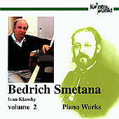 Smetana: Piano Works Vol 2 / Ivan Klansky