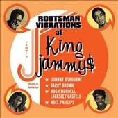 Various Artists: Rootsman Vibration at King Jammy's [Box]