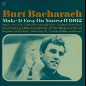 Various Artists: Burt Bacharach - Make It Easy On Yourself 1962