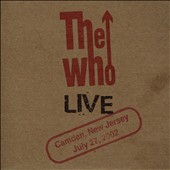 The Who: Live: Camden NJ 7/27/02 [Slipcase]