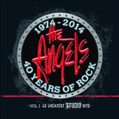 The Angels (Australia): 40 Years of Rock, Vol. 1: 40 Greatest Studio Hits
