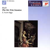 Bach: The Six Trio Sonatas BWV 525-530 / E. Power Biggs
