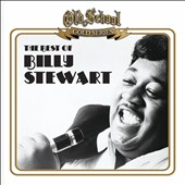 Billy Stewart (Vocals/Piano): Old School Gold Series [9/2]