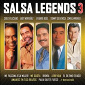 Various Artists: Salsa Legends, Vol. 3