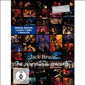 Jack Bruce: Rockpalast: 50th Birthday Concerts [Video]