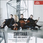 Smetana: String Quartets No. 1