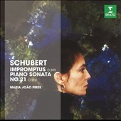 Schubert: Impromptus, D.899; Piano Sonata No. 21 D.960 [8 Tracks]