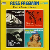 Russ Freeman (Piano): Four Classic Albums