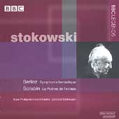 Berlioz, Scriabin / Stokowski, New Philharmonia Orchestra