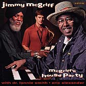 Jimmy McGriff: McGriff's House Party