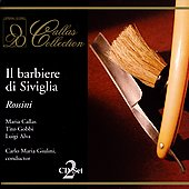 Callas Collection - Rossini: Il barbiere di Siviglia